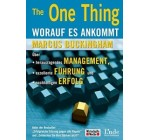 The One Thing – Worauf es ankommt