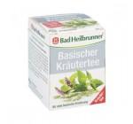 Bad Heilbrunner Tee Basische Kräuter Filterbeutel 8 stk