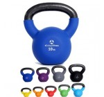 KettleBell »Kylon« Kugelhantel 2kg bis 20 kg / Handgewicht 100% Eisen mit Neoprenoberfläche / High Performance Studio-Qualität ideal Krafttraining, Gymnastik und Heimtraining! 2kg 3kg 4kg 5kg 6kg 8kg 10kg 12kg 15kg 20kg