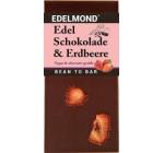 Edelmond® Xylit Erdbeere Edel-Schokolade Rohkost