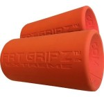 Fat Gripz Extreme Hantelgriffe, Ø 7cm, Orange