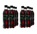 Green Cola Getränk Zuckerfrei Aspatamefrei – inkl. Pfand (PET Flasche 0,5l 12er Pack)