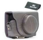 Leder Kameratasche – Schutzhülle für Spiegelreflexkamera Sony Cyber‑shot