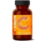 Vitamin C | 100% natürliches Vitamin C aus Cranberries, Blutorangen, Camu Camu & Acerola | Mit Calciumascorbat | Zertifizierte Rohstoffreinheit & optimale Verträglichkeit | Vegan | 90 Kapseln