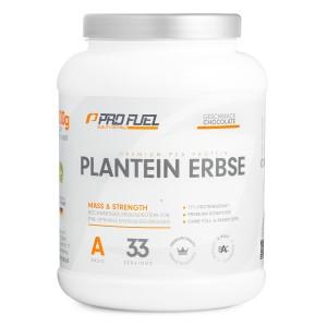 Erbsenprotein Isolat mit essentiellen Aminosäuren | Proteinpulver Vegan | Glutenfrei, Laktosefrei / SCHOKOLADE