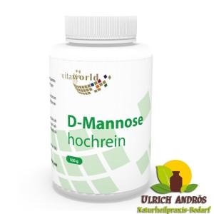 D-Mannose, Vita World, Apotheken Herstellung