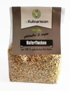 Bio Haferflocken/Schrot, gekeimt, glutenfrei