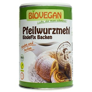 Biovegan Bio Pfeilwurzmehl 200 gr.