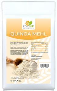 Quinoa Mehl weiß
