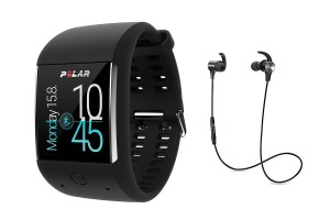 Polar M600 Smartwatch inkl. Headset