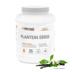 Veganes Erbsen Protein – Vanille