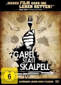 Gabel statt Skalpell – Gesünder leben ohne Fleisch – DVD
