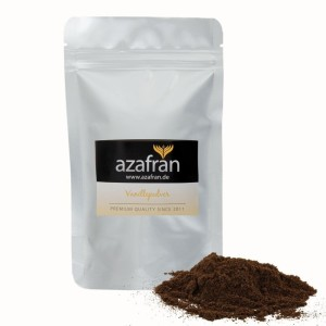 Vanille gemahlen – Vanillepulver (25g) von Azafran®