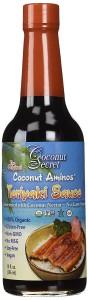 Coconut Secret, Teriyaki Sauce, Coconut Aminos, 10 fl oz (296 ml) by Coconut Secret, Teriyaki Sauce