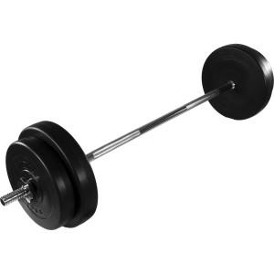 Langhantel + 30kg im Set