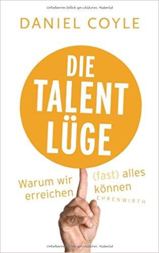 Die Talentlüge – Buch