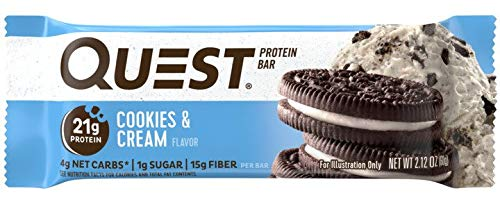 Quest Bar Cookies
