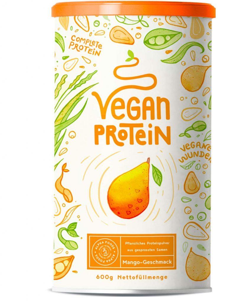 """Alpha Foods Mango """"vegan"""""""